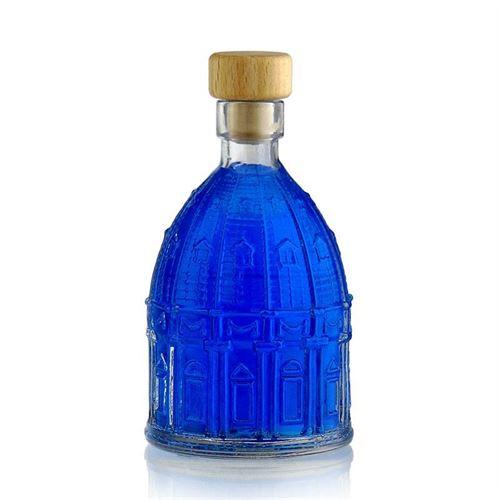 """200ml bouteille en verre clair """"Basilique Saint-Pierre"""""""