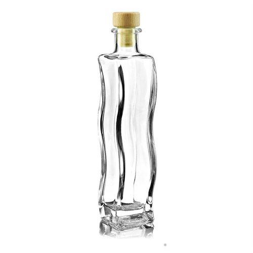 200ml bouteille ondulée