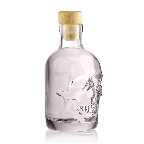 200ml bouteille pirate