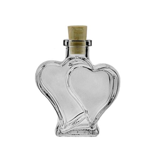 """200ml bouteille coeur """"Amour"""""""
