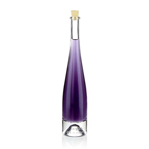 "200ml bouteille verre clair ""Neele"""
