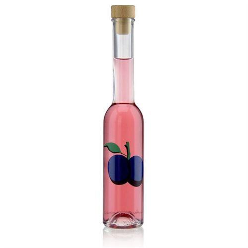 "200ml exclusiv-flaske ""Blommer"""