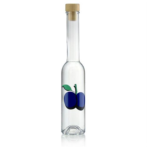 "200ml exclusive-bottle ""plum"""