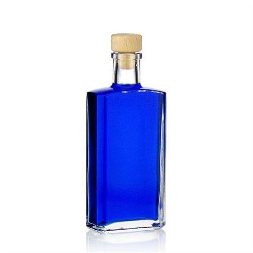 """200ml flaske i klart glas """"Shiny"""""""