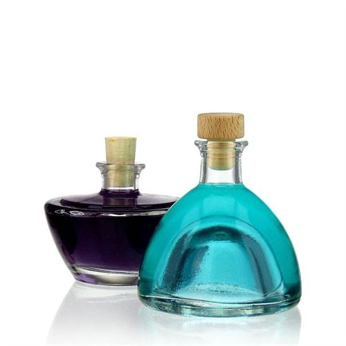 "200ml flesjes set ""Paul en Pauline"""