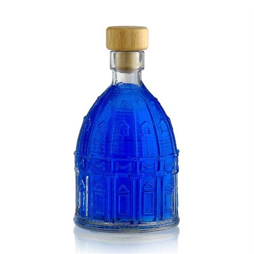 "200ml glazen fles clear ""Sint-Pietersbasiliek"""