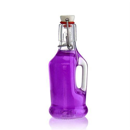 "200ml Bügelverschlussflasche ""Classica"""