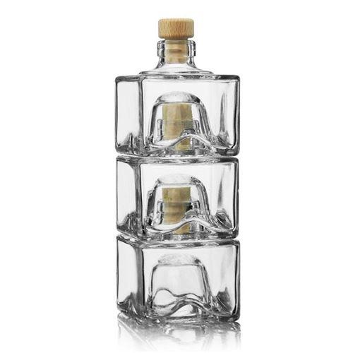 """200ml set de bouteilles empilables """"cocolores"""""""