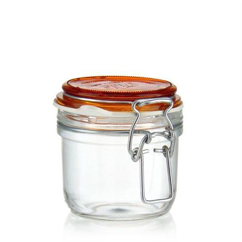 """200ml swing top jar """"Rocco Arancio"""""""