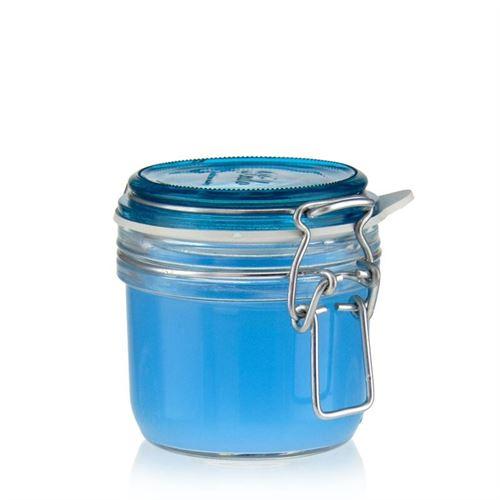 "200ml swing top jar ""Rocco Azzurro"""
