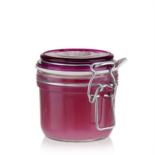 "200ml swing top jar ""Rocco Magenta"""