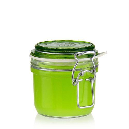 """200ml swing top jar """"Rocco Verde"""""""