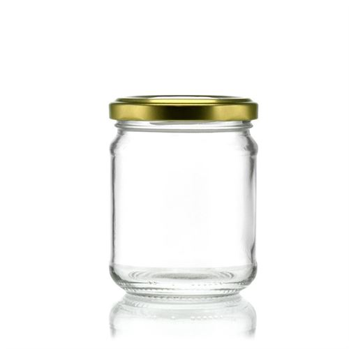 "212ml all-round jar ""Bruno"" with Twist Off 63"