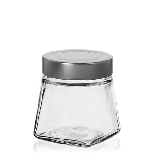 "212ml rechteckiges Designerglas ""Luxor"""