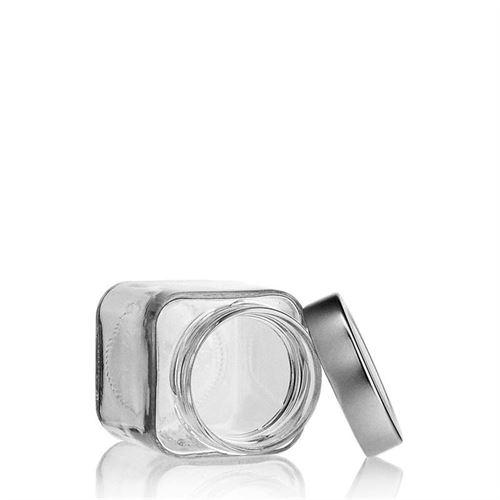 "212ml rectangular design jar ""Funny"""