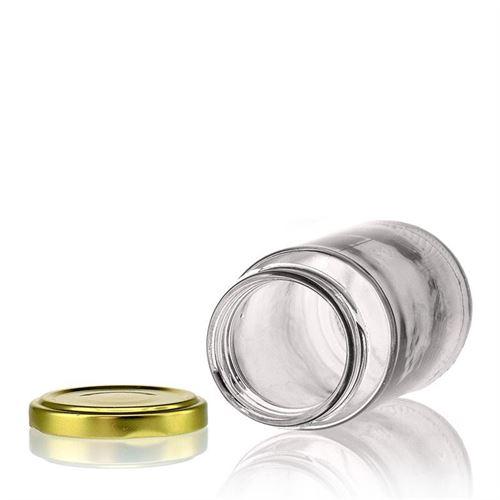 220ml all-round jar with Twist Off 53