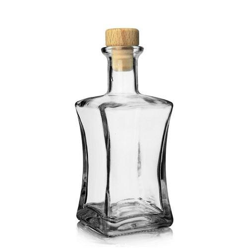 """250ml Klarglasflasche """"Lilli"""""""