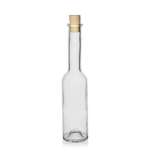 """250ml Bottiglia in vetro chiaro """"Opera"""""""