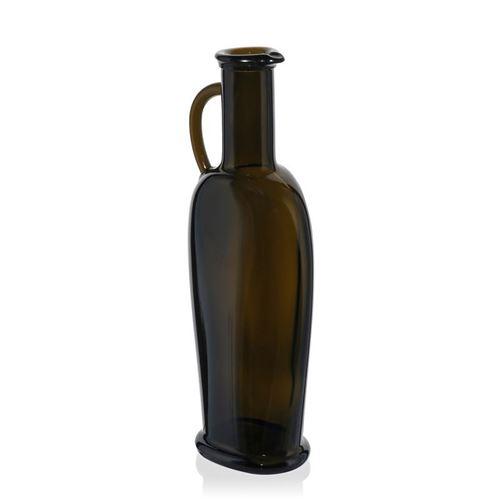 """250ml antikgrüne Essig-Ölflasche """"Eleganta"""""""