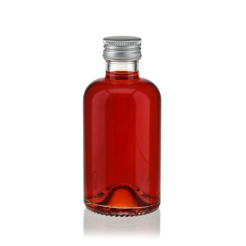 250ml Apothekerflasche mit Schraubverschluss