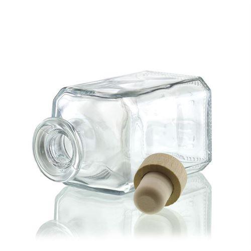"250ml botella cuadrada ""Torben"""