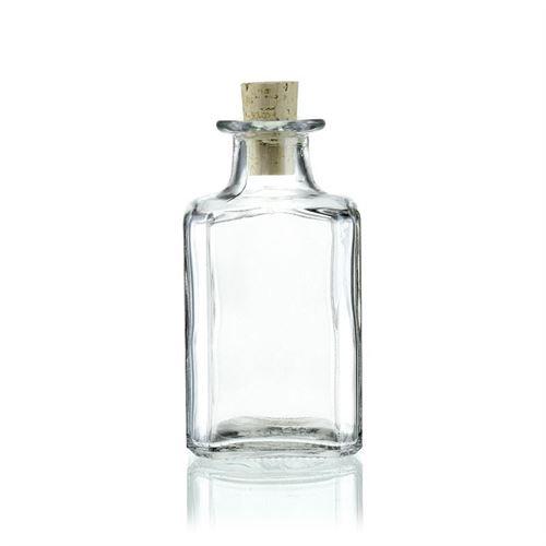"250ml botella rectangular ""Freddy"""