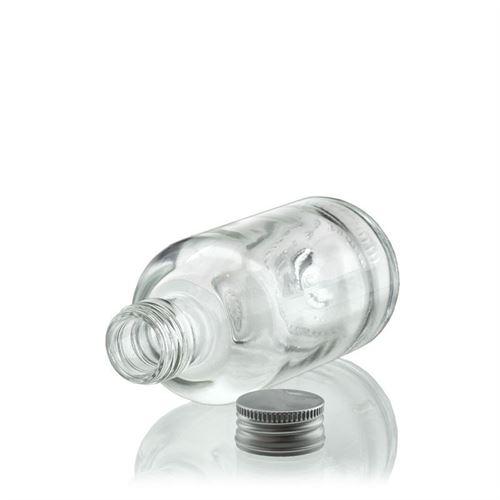 250ml bouteille apothicaire avec bouchon à vis