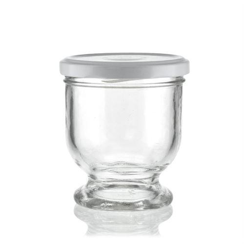 """250ml design jar """"Nocca"""" with Twist Off 82"""