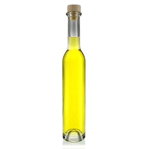 """250ml flaske i klart glas """"Svenja"""""""