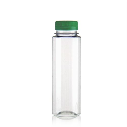"250ml Bottiglia PET a collo largo ""Everytime"" verde"
