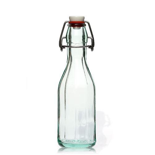 """250ml Bottiglia con chiusura meccanica """"Bravo"""""""