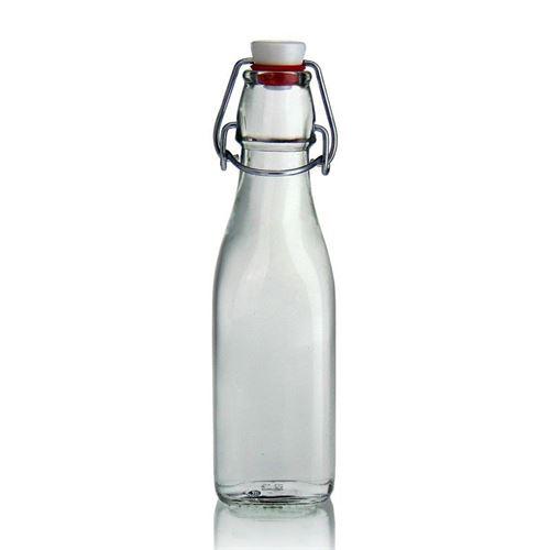 """250ml Bottiglia con chiusura meccanica """"Jumper"""""""