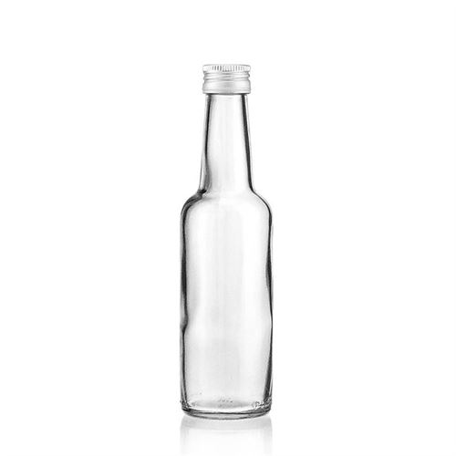 250ml bottiglia con collo retto