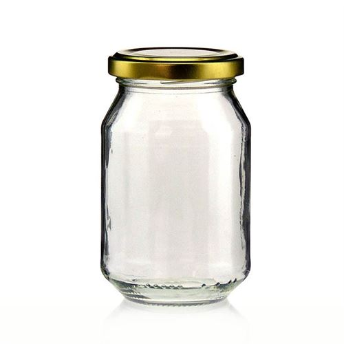 250ml delicatessen jar with Twist Off 58