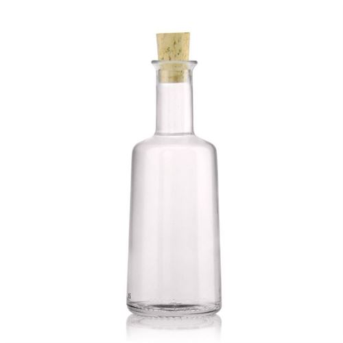 "250ml Klarglasflasche ""Christiano"""