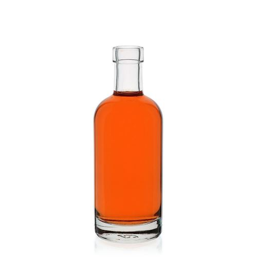 """250ml Klarglasflasche """"Linea Uno"""""""