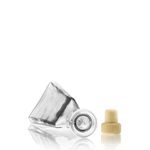 250ml klarglasflasche manuel. Black Bedroom Furniture Sets. Home Design Ideas