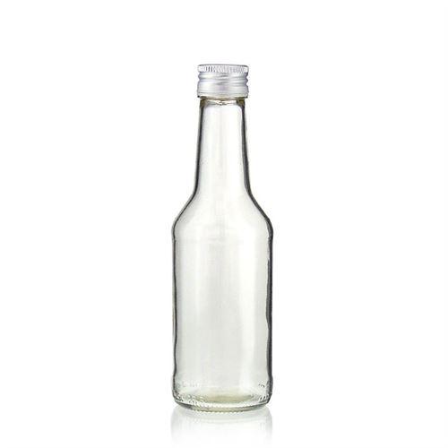 """250ml bouteille """"Nils"""" avec bouchon à vis"""