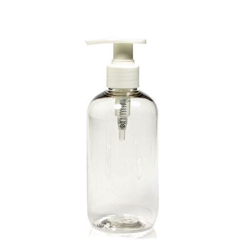 """250ml PET-Flasche """"Boston-Dispenser"""""""