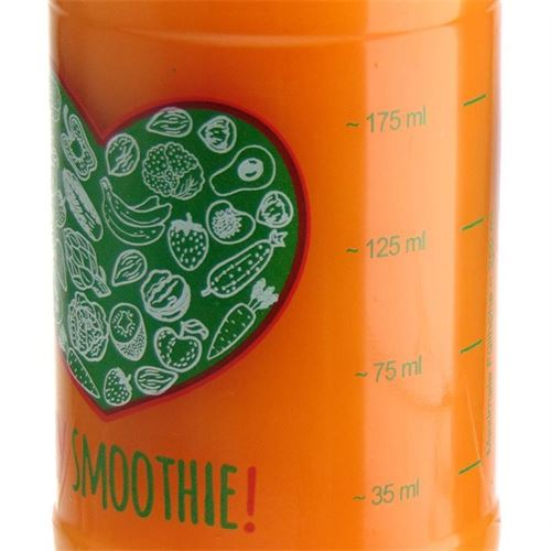 250ml Smoothie Counter
