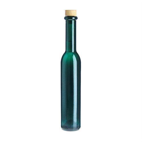 """250ml antikblaue Flasche """"Rocky"""""""