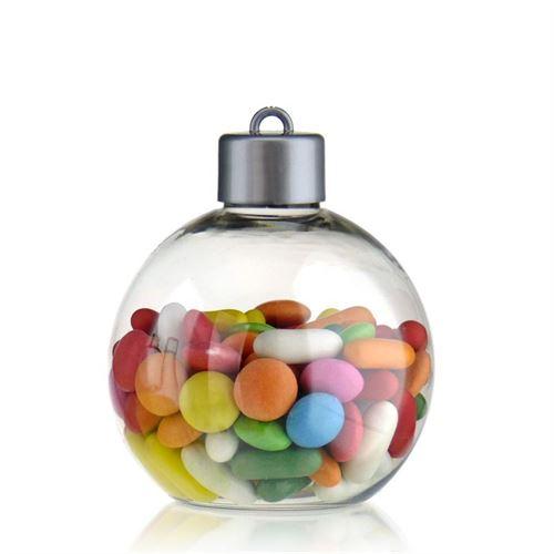 """250ml ballförmige PET-Flasche """"Cap & Hook"""""""