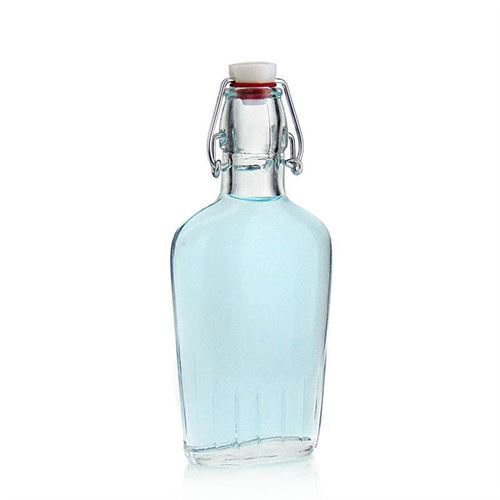 "250ml beugelsluiting fles ""Filippo"""