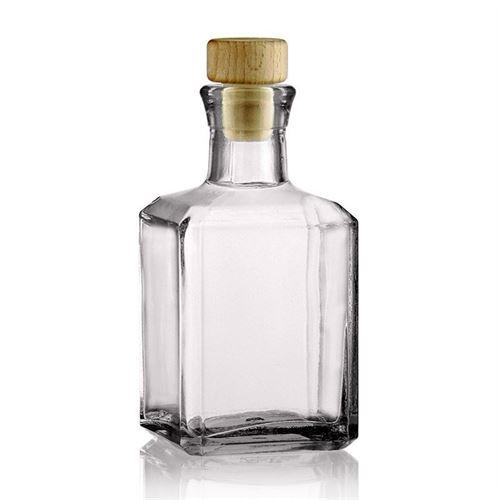 "250ml botella cuadrada ""Quadrino"""