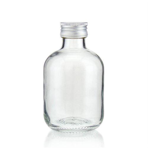 """250ml Bottiglia in vetro chiaro """"Annabell"""""""