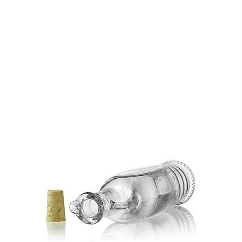 """250ml Bottiglia in vetro""""Simona"""""""