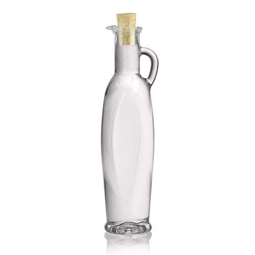 "250ml flaske i glas ""Simona"""