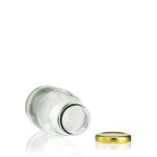 """250ml flaske med bred åbning """"Vroni"""""""