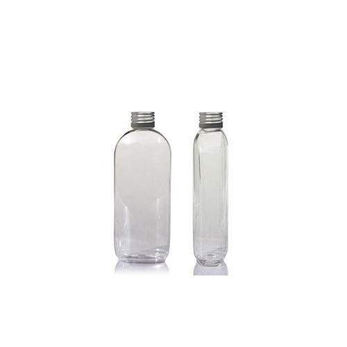 """250ml ovale PET-flaske """"Iris"""""""