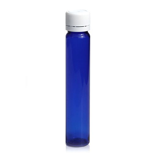 25ml blåt PET-rør